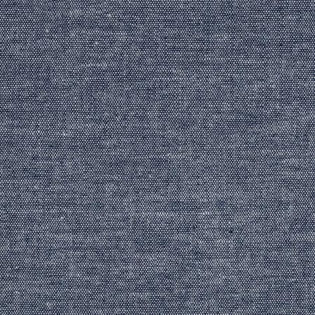 Kaufman Chambray Union Stretch 4 oz Shirting Indigo Fabric