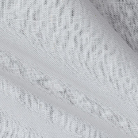 Kaufman Essex Linen Blend White Fabric By The Yard