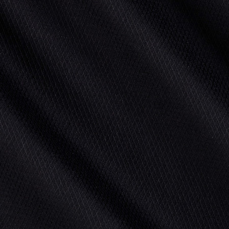 Kaufman Raw & Refined 5 oz. Dobby Diamond Plaid Black Fabric