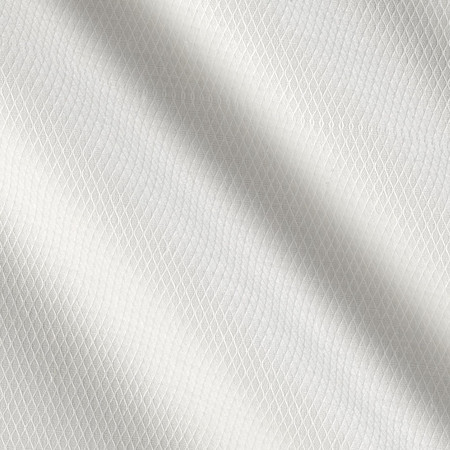 Kaufman Raw & Refined 5 oz.  Dobby Diamond Plaid White Fabric