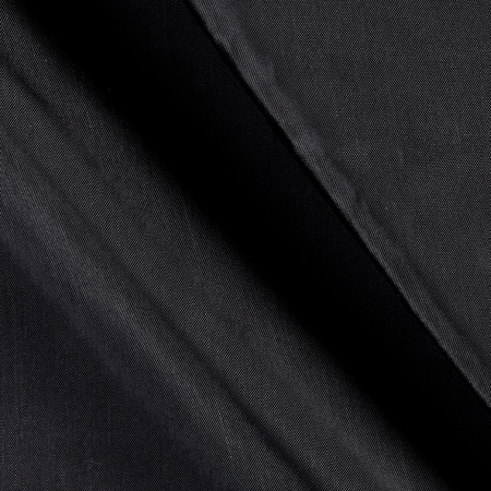 Linen  Black Fabric By The Yard