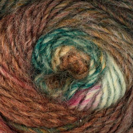 Lion Brand Amazing Yarn (211) Strawberry Fields
