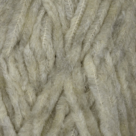 Lion Brand Chenille Yarn (146) Granite