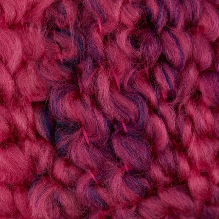 Lion Brand Homespun Thick & Quick Stripes Yarn 209 Wildberries Stripes