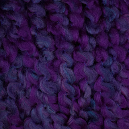 Lion Brand Homespun Thick & Quick Yarn (421) Purple Haze