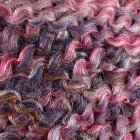 Lion Brand Homespun Yarn (411) Mixed Berries