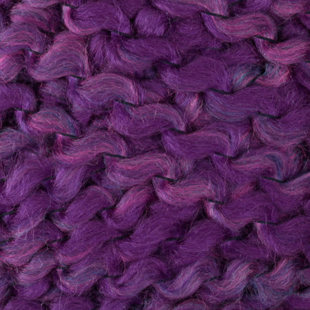 Lion Brand Homespun Yarn (421) Purple Haze