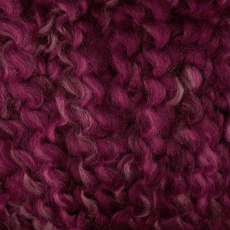 Lion Brand Homespun Yarn Claret