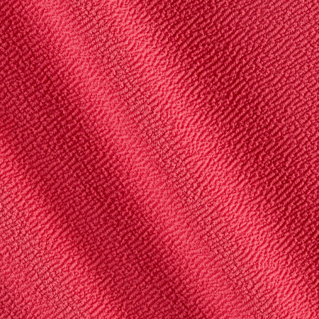 Liverpool Double Knit Solid Bright Rose Fabric By The Yard