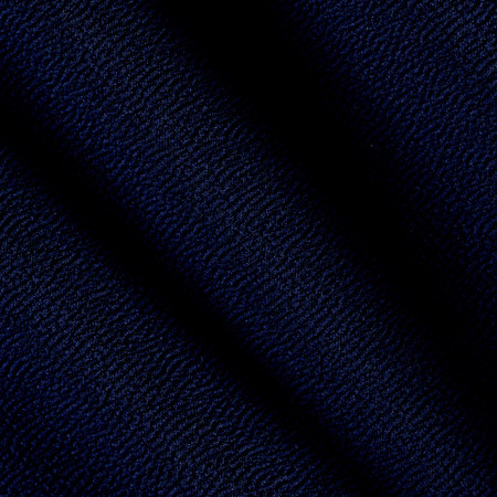 Liverpool Double Knit Solid Navy Fabric By The Yard