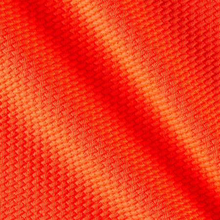 Liverpool Double Knit Solid Neon Orange Fabric By The Yard