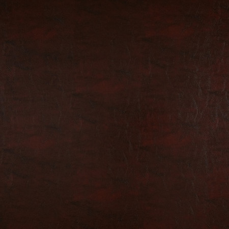 Luxury Faux Leather Distressed Wine Fabric By The Yard