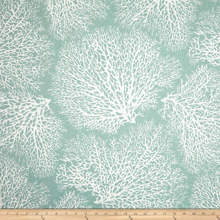 Magnolia Home Fashions Ariel Spa Fabric By The Yard