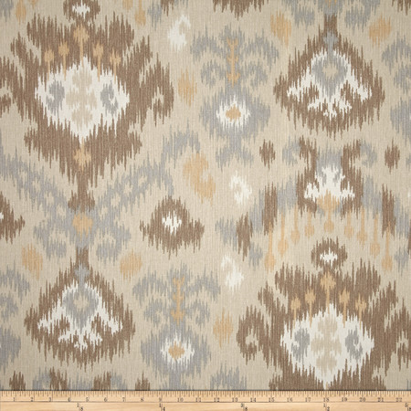 Magnolia Home Fashions Blurred Lines Dusk Fabric By The Yard