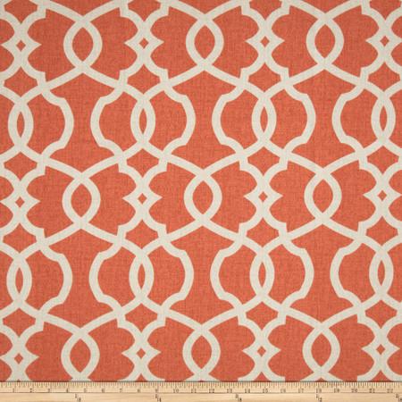 Magnolia Home Emory Tangerine Fabric