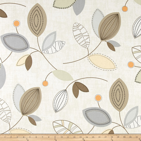 Magnolia Home Fashions Calder Dune Fabric By The Yard