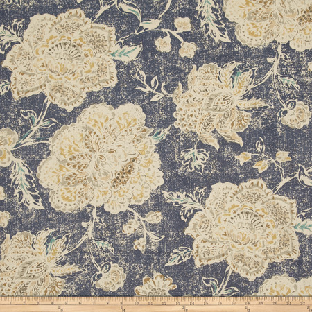 Magnolia Home Fashions Seabrook Harbor Fabric By The Yard