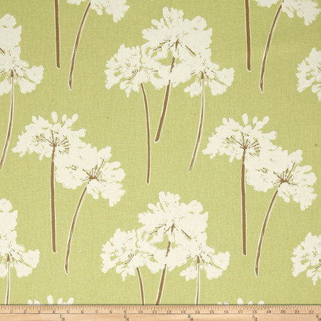 Magnolia Home Fashions Serenity Fern Fabric By The Yard