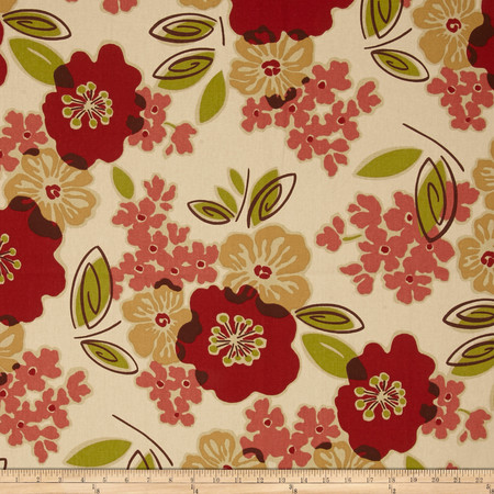 Magnolia Home Fashions Sydney Rainforest Fabric By The Yard