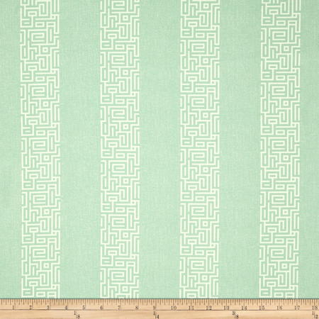 Magnolia Home Plaza Stripe Spa Fabric