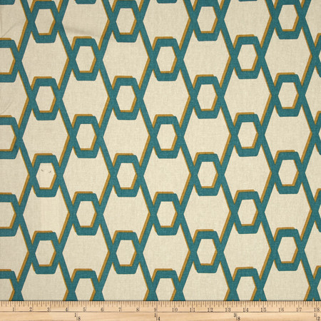 Magnolia Wired Tropic Fabric