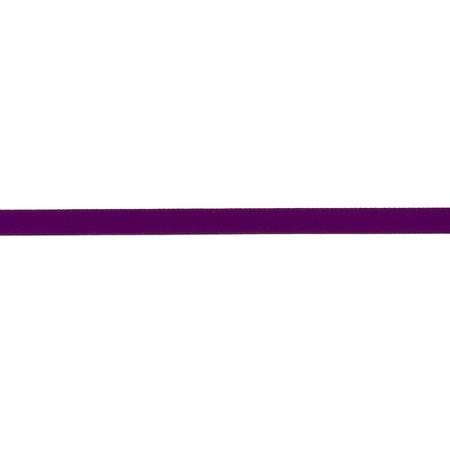 May Arts 3/8'' Double Face Satin Ribbon Spool Violet