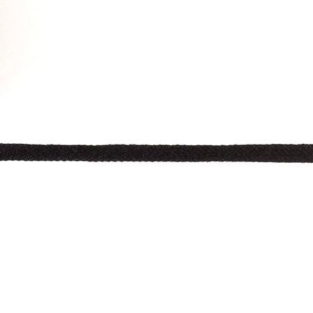May Arts 3/8'' Twill Ribbon Spool Black