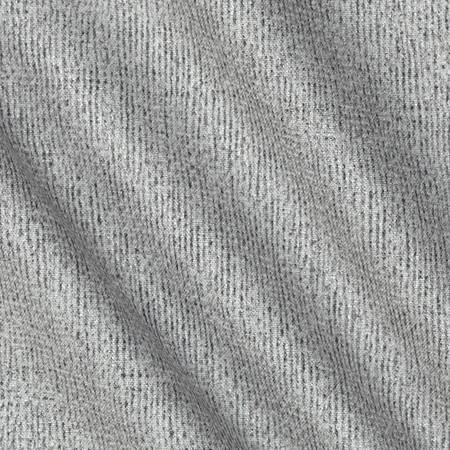 Metallic Burlap Texture Rustic Silver Fabric