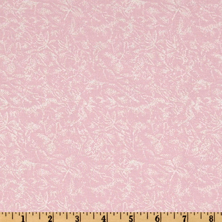 Michael Miller Fairy Frost Dusty Rose Fabric