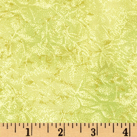Michael Miller Fairy Frost Leaf Fabric
