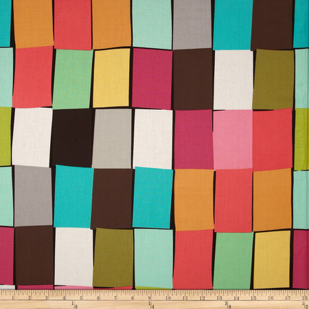 Michael Miller Paint Chips Sorbet Fabric