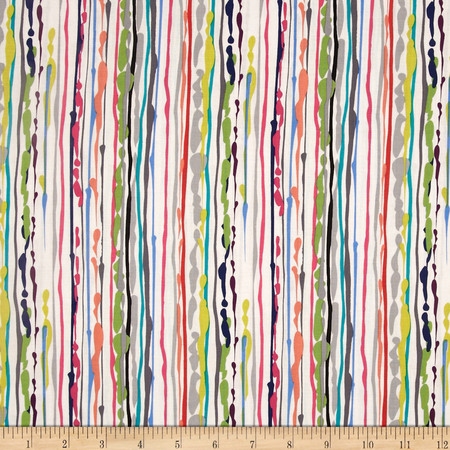 Michael Miller Paint Drop Cloth Brite Fabric