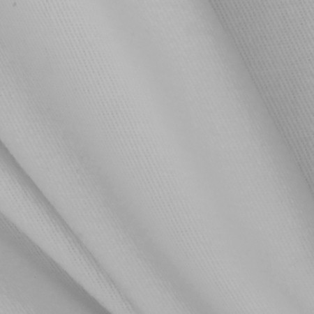 Micro Brushed Twill White Fabric By The Yard