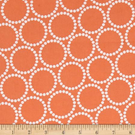 Mini Pearl Bracelets Apricot Fabric By The Yard