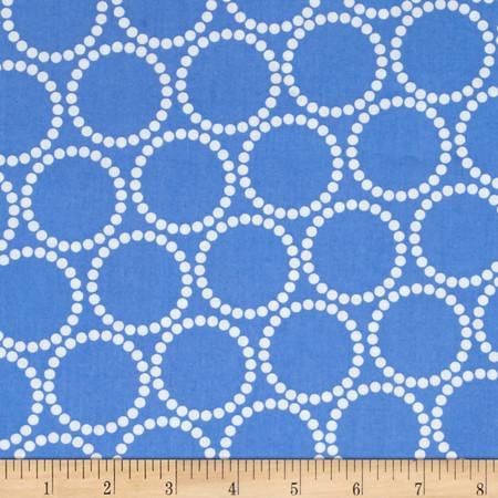 Mini Pearl Bracelets Lake Fabric By The Yard