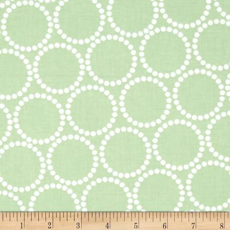 Mini Pearl Bracelets Sea Glass Fabric By The Yard