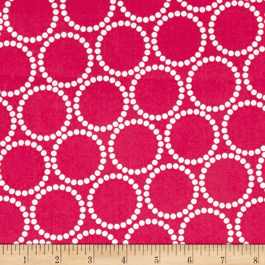 Mini Pearl Bracelets Watermelon Fabric By The Yard