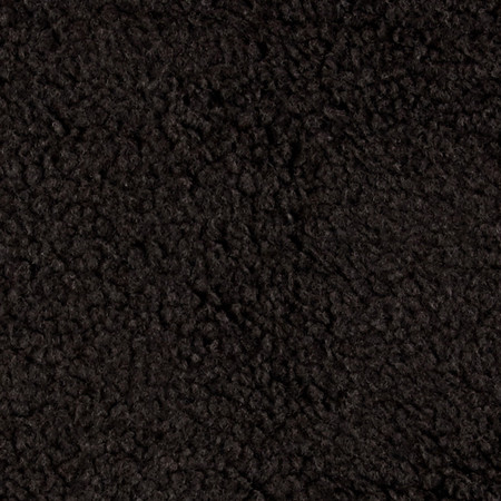 Telio Minky Bonded Sherpa Black/Melangre/Grey Fabric By The Yard