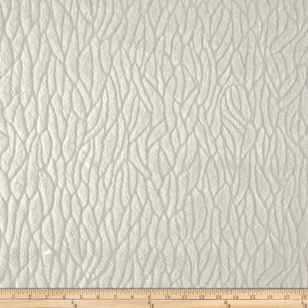 Minky Sante Fe Snuggle Platinum Fabric By The Yard