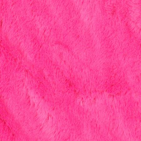 Minky Soft Cuddle Fuchsia Fabric