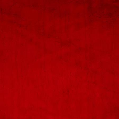 Minky Soft Cuddle Scarlet Fabric