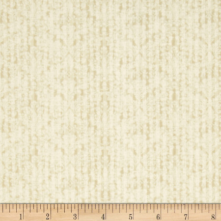 Mirabelle Damask Stripe Cream Fabric By The Yard
