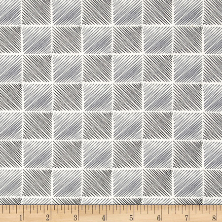Moda Chic Neutrals Weave Steel Fabric By The Yard