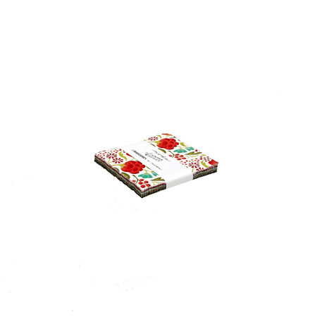 Moda Juniper Berry 5'' Charm Pack