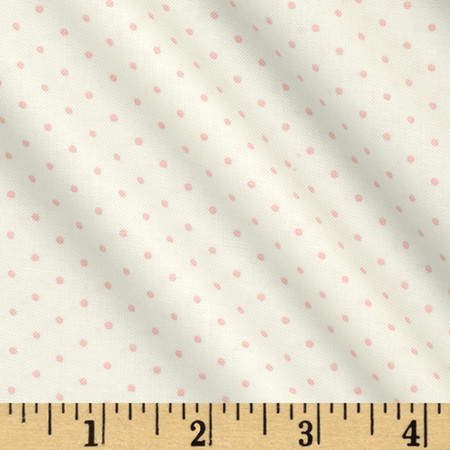 Moda Kindred Spirits Dot Ivory Fabric