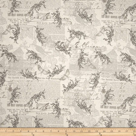 Moda Once Upon A Chicken Roselle Mudpie Fabric By The Yard