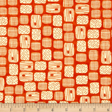 Moda S'more Love Campfire Fabric By The Yard