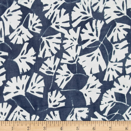 Moda Whispers Double Gauze Ginko Dusk Fabric By The Yard