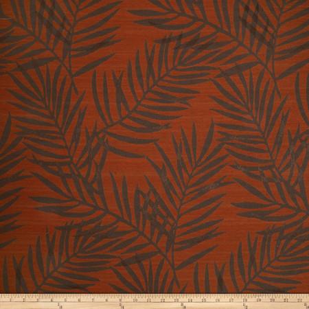 Nautica Indoor/Outdoor Morro Bay Persimmon Fabric