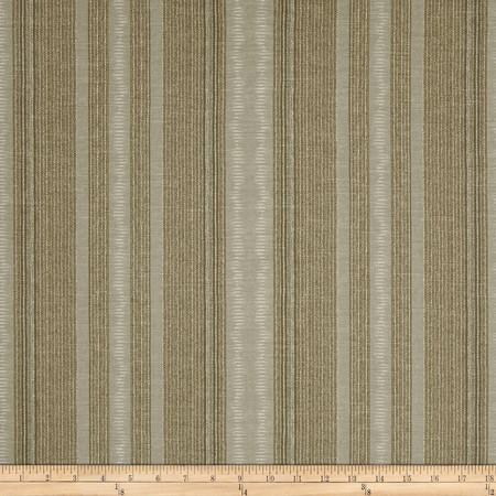 Nautica Jalan Stripe Seagrass Fabric